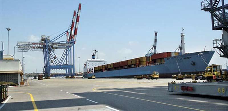 נמל אשדוד / צלם: איל יצהר